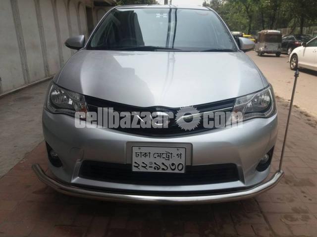 Toyota Fielder G Ltd. 2013 - 1/5