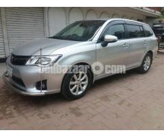 Toyota Fielder G Ltd. 2013 - Image 2/5