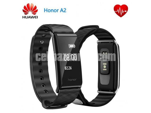Huawei Honor A2 Fitness Tracker in BD - 1/2