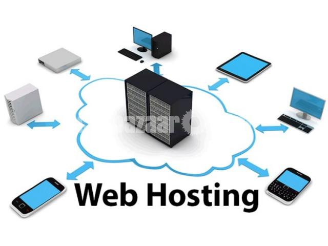 1 GB Hosting With Domain - 1/1