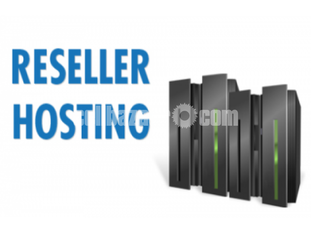 Unlimited Reseller Hosting Cloud - 1/1
