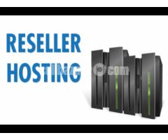 Unlimited Reseller Hosting Cloud