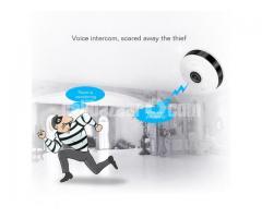Wifi IP Camera Fish-eye