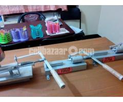 semi auto ballpen machine