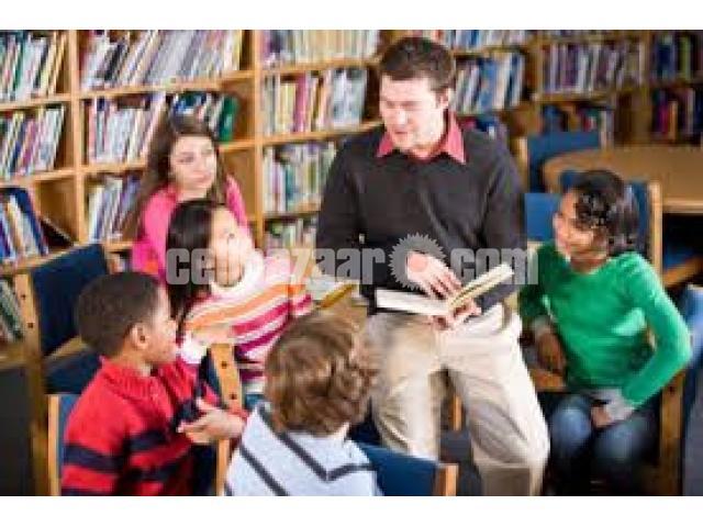 IELTS ACADEMIC TEACHER 017117061650 - 1/1