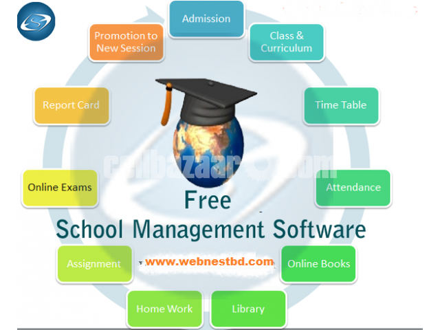 Free School Management Software - 1/1