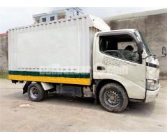 Toyota Dyna Cover Van 1.5TON - Image 1/4