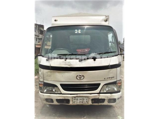 Toyota Dyna Cover Van 1.5TON - 2/4