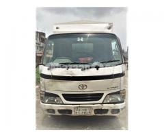 Toyota Dyna Cover Van 1.5TON