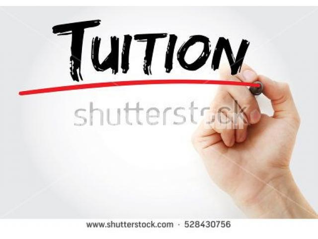 Tuition Wanted - 1/3