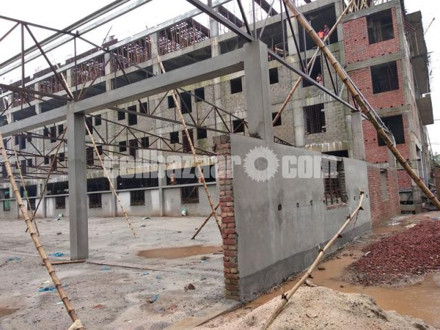 20000 sqft factory shed for rent at savar jirabo - 4/5