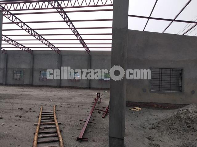9500 sqft shed for rent at savar kuturia - 2/4
