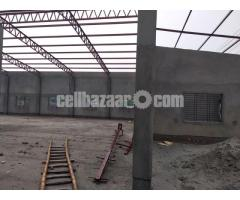 9500 sqft shed for rent at savar kuturia