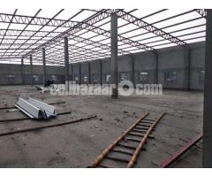 9500 sqft shed for rent at savar kuturia - Image 4/4