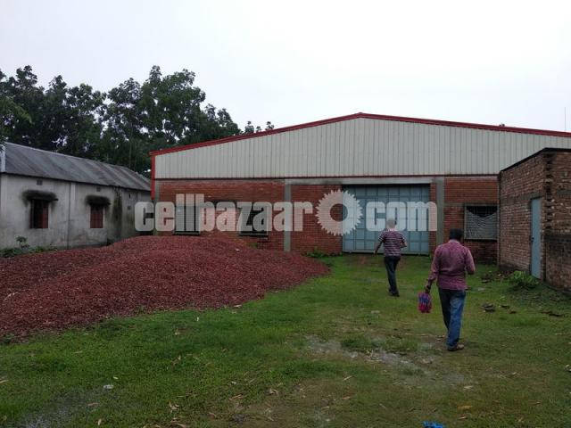 15000 sqft factory shed for rent at savar kuturia - 1/5