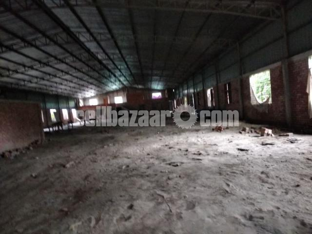 15000 sqft factory shed for rent at savar kuturia - 2/5