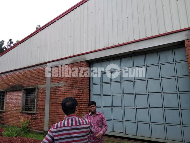 15000 sqft factory shed for rent at savar kuturia - 4/5