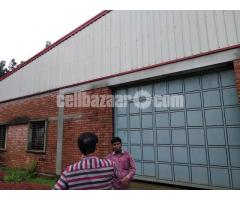 15000 sqft factory shed for rent at savar kuturia - Image 4/5