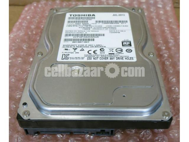 500GB HDD For Desktop - 1/1