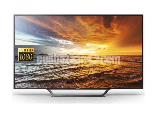 Sony Bravia W652D 40 Inch FHD Internet LED TV - 1/1