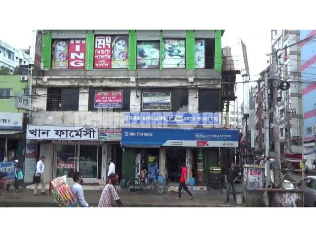 Commercial Building At Mirpur 10 For Rent. - 1/1