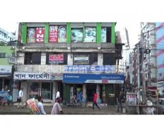 Commercial Building At Mirpur 10 For Rent.
