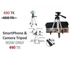 Smart phone And camera Tripod