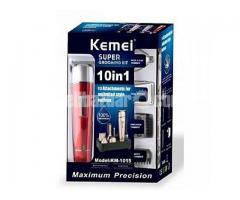 KM-1015 KEMEI Grooming Kit