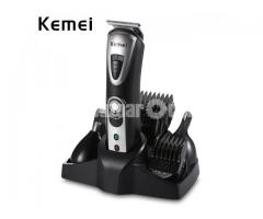 Kemei 5 in 1 Hair Trimmer Kit (KM-1617)