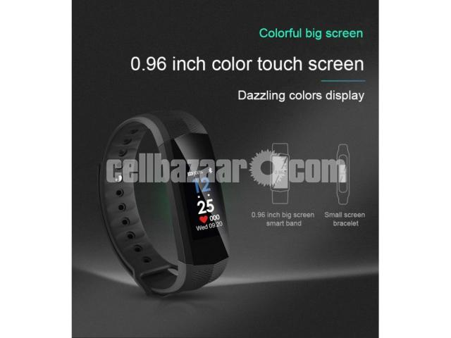 CD02 Fitness Tracker Smart Band in BD - 2/2