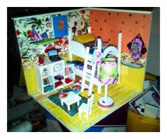 Doll house - Image 1/5
