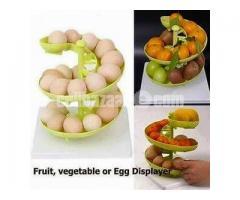 Egg Fruit Vegetable Kitchen Storage Rack