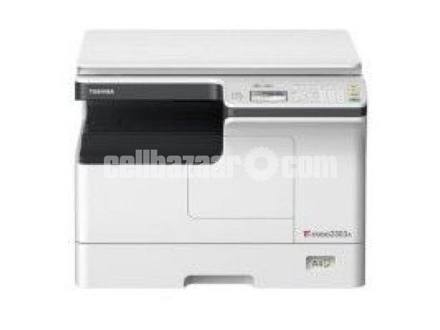 Toshiba e-Studio 2303 A3 Multifunction Digital Photocopier - 1/1
