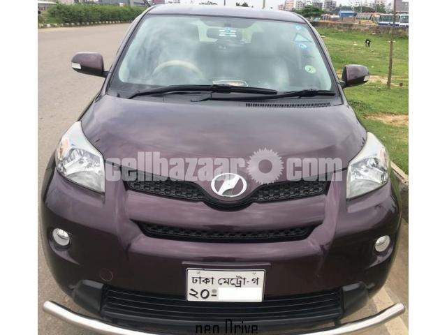 NEW SHAPE TOYOTA IST 2010/2015 FOR SALE !