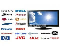 ALL BRANDS LCD,LED,3D,4K TV REPAIR SERVICE IN BD.