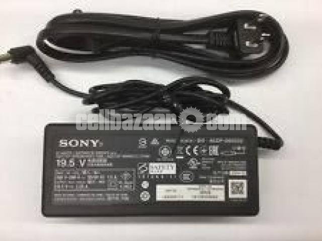 GENUINE SONY TV AC ADAPTER 19.5V - 3/5