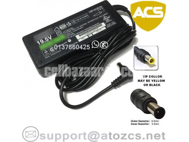 GENUINE SONY TV AC ADAPTER 19.5V - 5/5