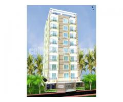 1350sft flat @mirpur