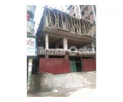 Under Construction 1074@ Sipahibag Bazar