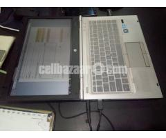 HP Laptop with Siemens PLC Software