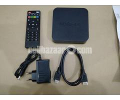OTT Android Smart TV Box 4k Ultra HD