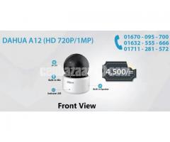 DAHUA A12 WIFI IP CAMERA