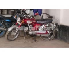 Yamaha Deluxe 100 100cc