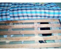 Steel Khat / Steel Bed