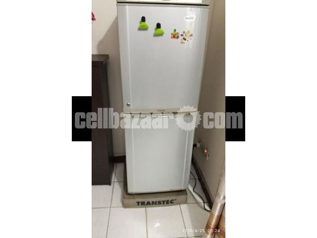 Transtec Freshgreen Refrigerator-220L (used) - 1/5