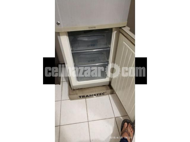 Transtec Freshgreen Refrigerator-220L (used) - 4/5