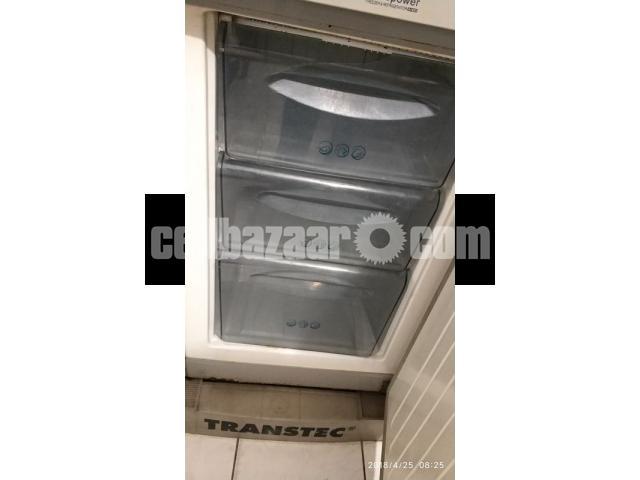 Transtec Freshgreen Refrigerator-220L (used) - 5/5