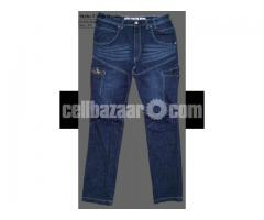 """Men's Cargo Stretch Pant- in Size: 34""""."""