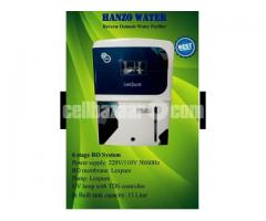 RO with UV water Purifier