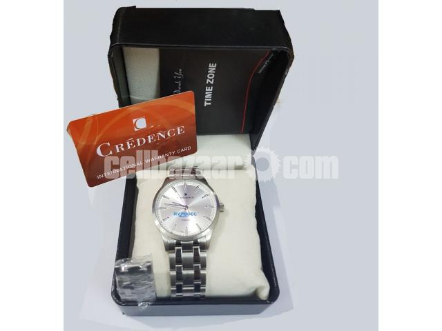 CREDENCE LUXURIOUS MEN'S WATCH - 1/2